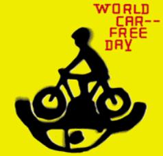 World Car-Free Day logo