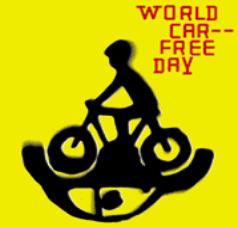 World Car-Free Day logo
